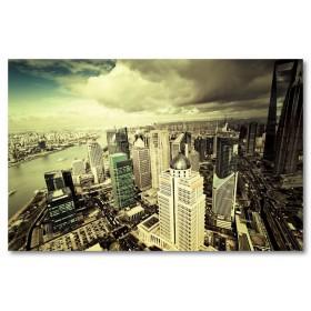 Αφίσα (πόλη, ποτάμι, κτίρια)